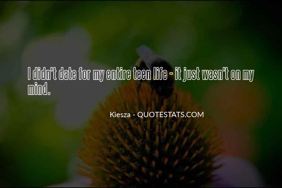Kiesza Quotes #1075256