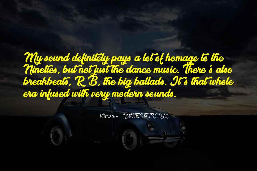 Kiesza Quotes #1560215