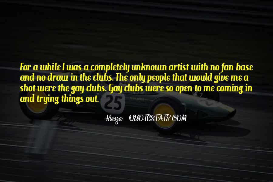 Kiesza Quotes #1727153