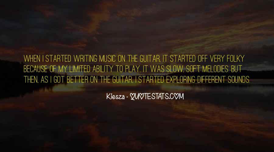 Kiesza Quotes #187571