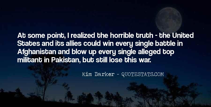 Kim Barker Quotes #72865