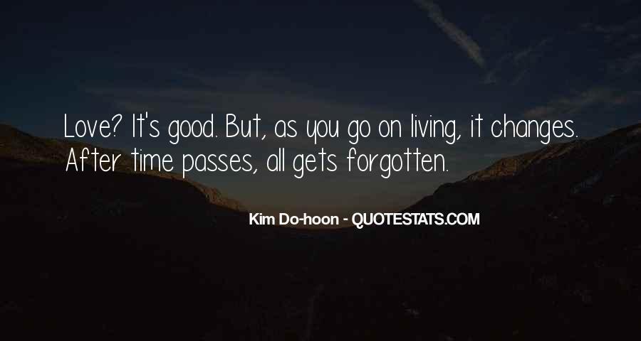 Kim Do-hoon Quotes #1577623