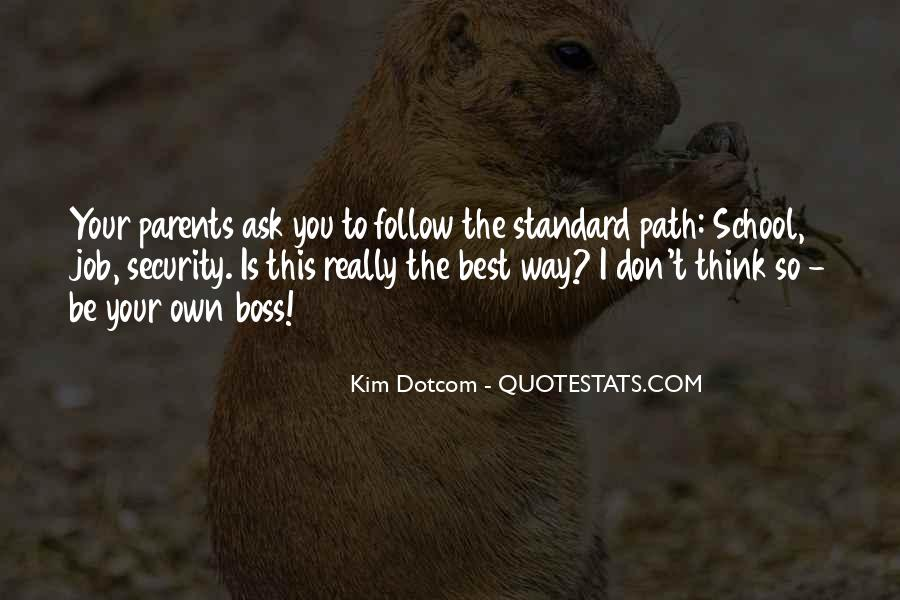 Kim Dotcom Quotes #1254390