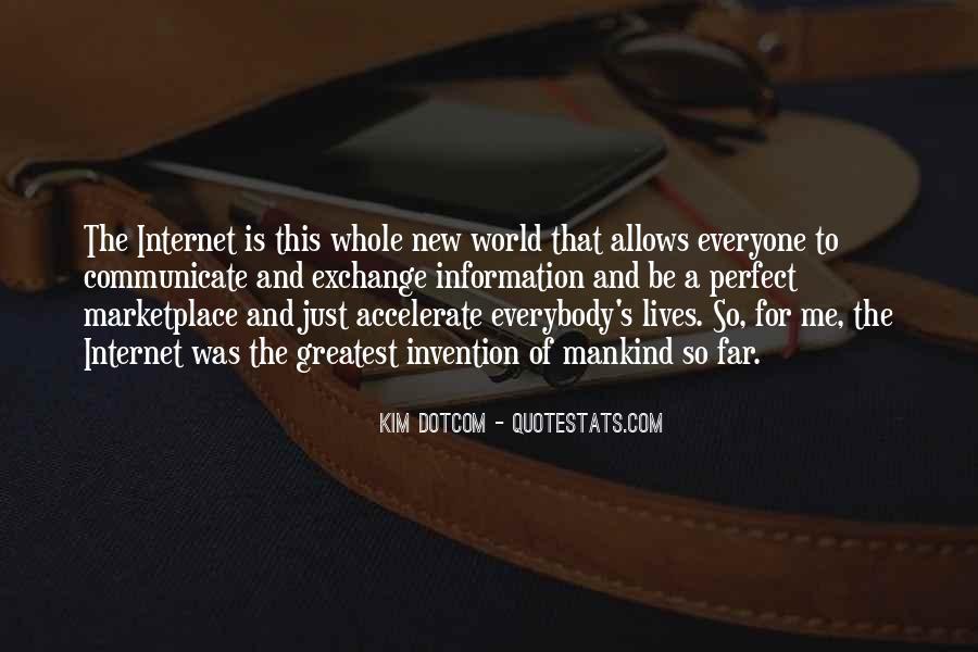 Kim Dotcom Quotes #1770278