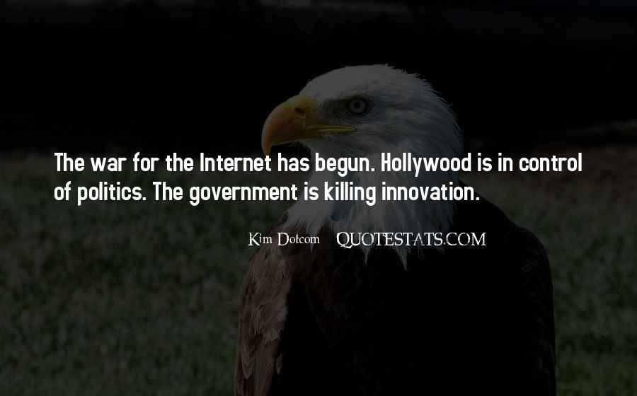 Kim Dotcom Quotes #37006
