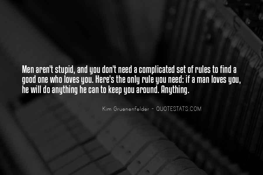 Kim Gruenenfelder Quotes #1120969