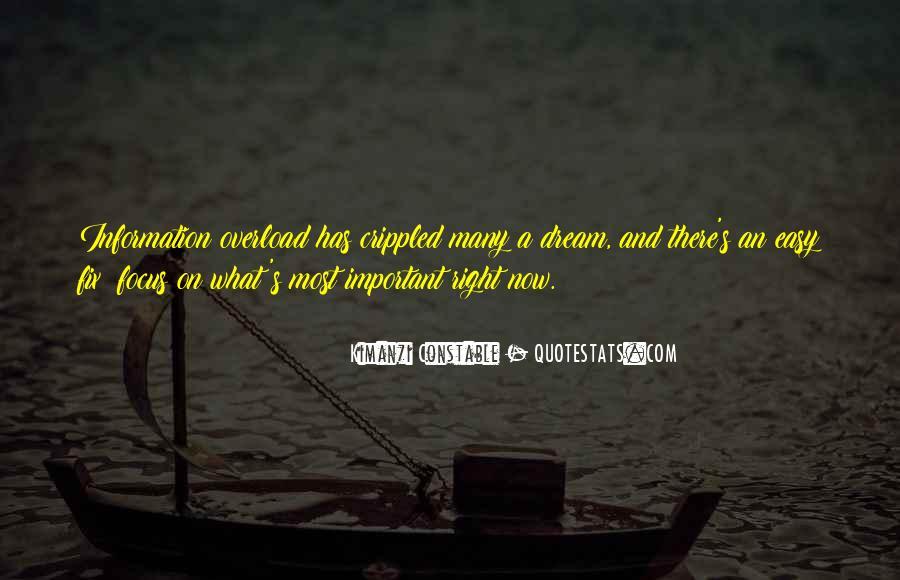 Kimanzi Constable Quotes #1675898