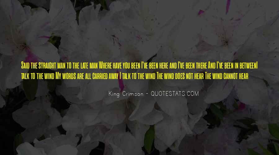 King Crimson Quotes #286655