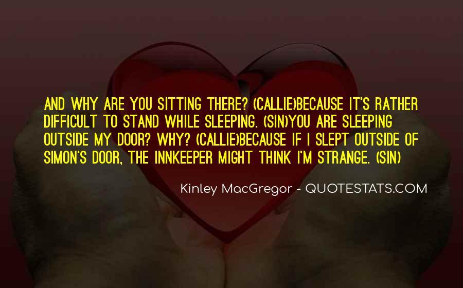 Kinley MacGregor Quotes #1057433
