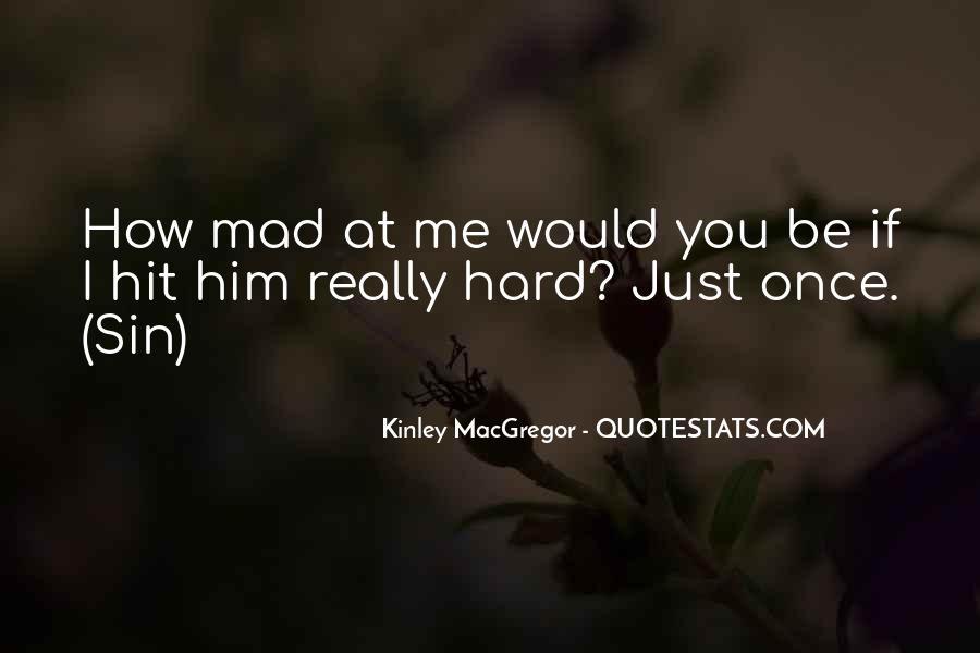 Kinley MacGregor Quotes #1155312