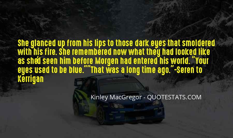 Kinley MacGregor Quotes #1269127