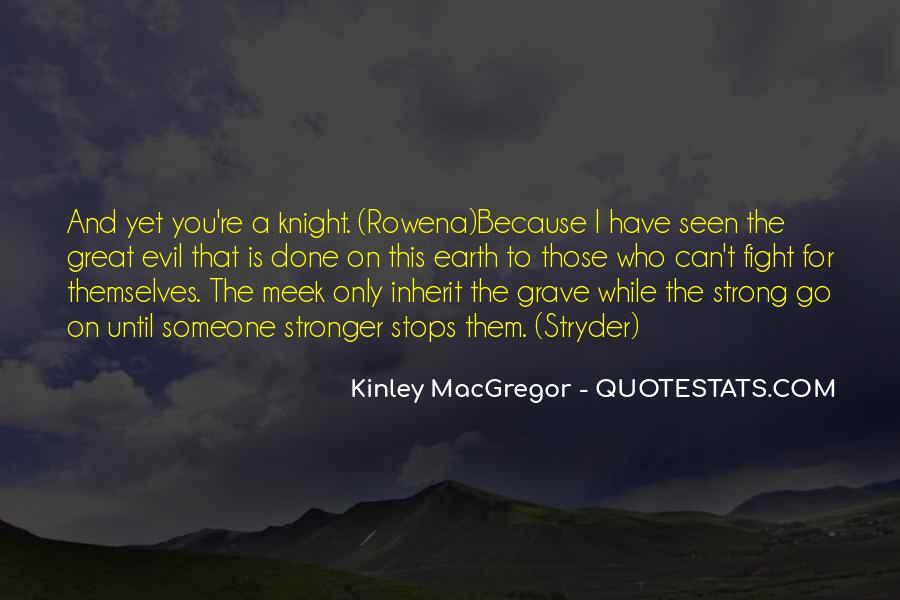 Kinley MacGregor Quotes #1352075