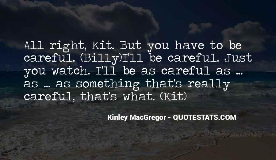 Kinley MacGregor Quotes #1530204