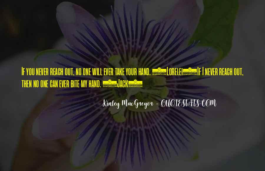 Kinley MacGregor Quotes #1626037