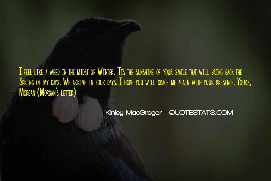 Kinley MacGregor Quotes #169673