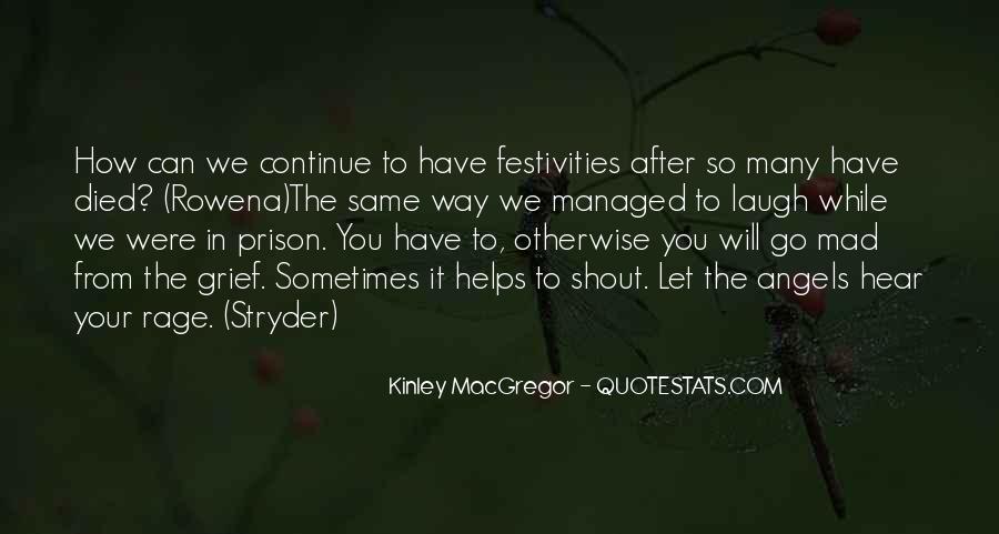 Kinley MacGregor Quotes #1747664