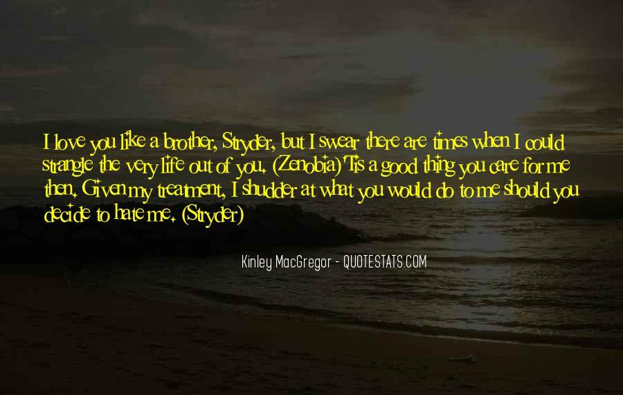 Kinley MacGregor Quotes #239501