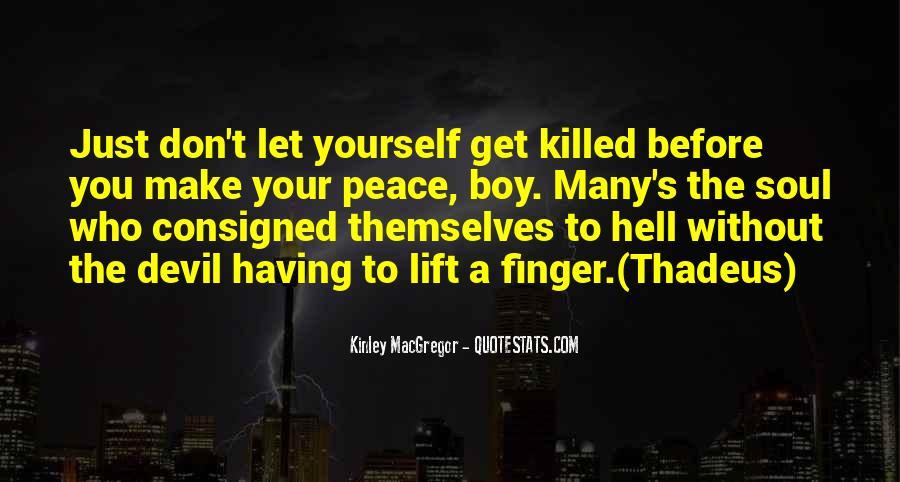 Kinley MacGregor Quotes #270659