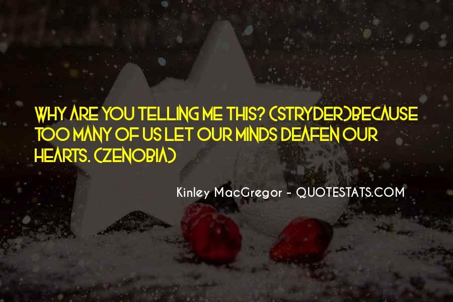 Kinley MacGregor Quotes #313993