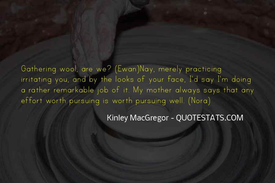 Kinley MacGregor Quotes #350633