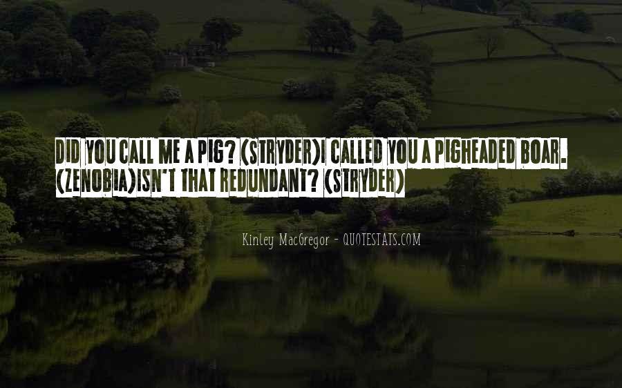 Kinley MacGregor Quotes #463300