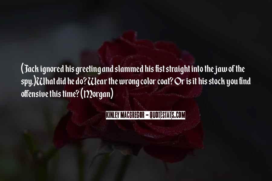 Kinley MacGregor Quotes #581666