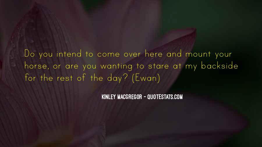 Kinley MacGregor Quotes #604523