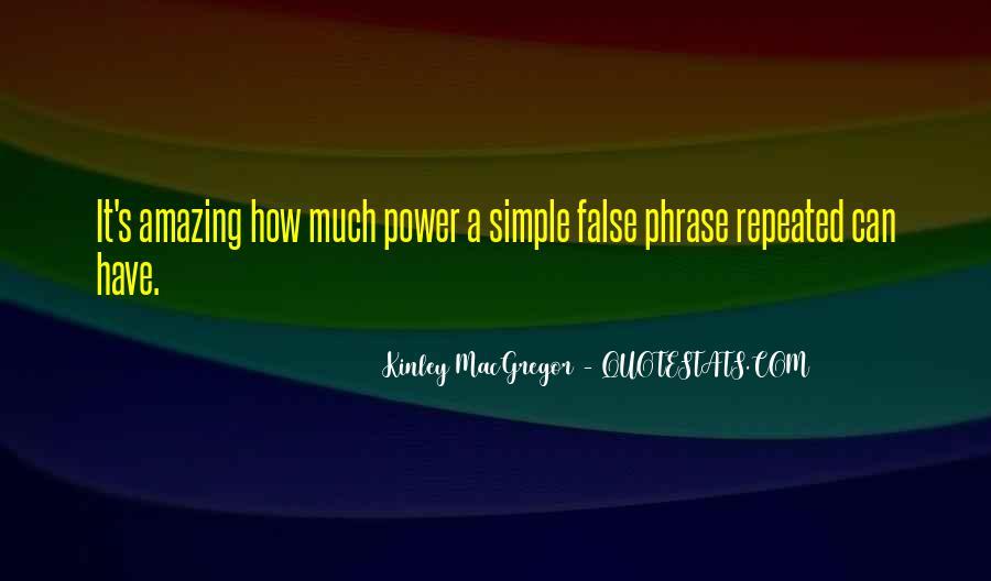 Kinley MacGregor Quotes #6407
