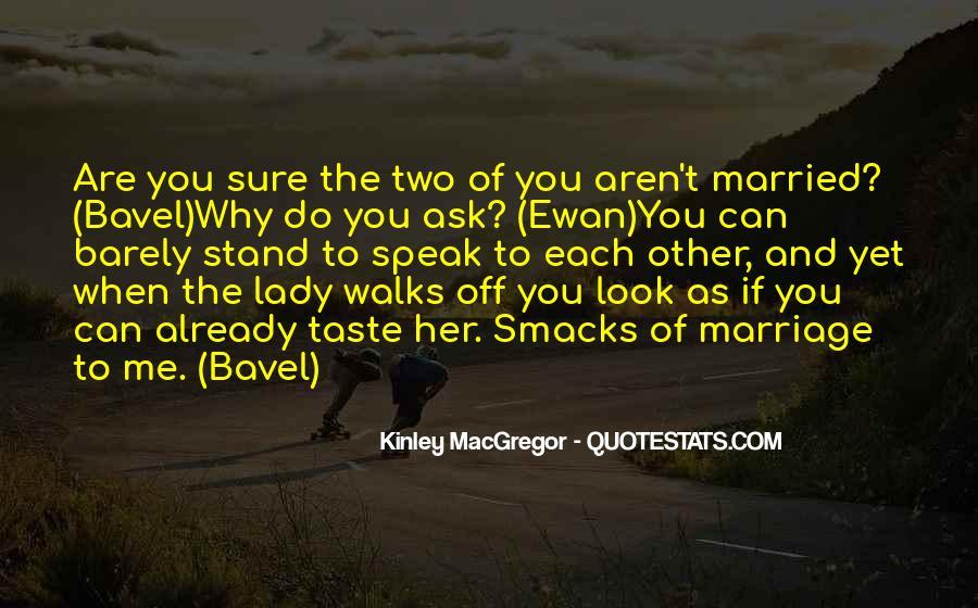 Kinley MacGregor Quotes #75595