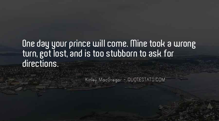 Kinley MacGregor Quotes #813614