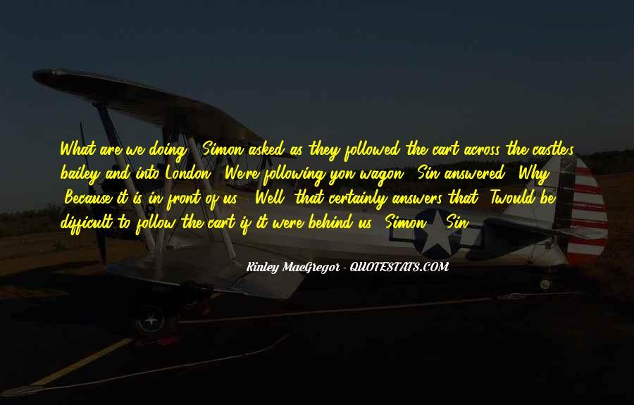Kinley MacGregor Quotes #825179