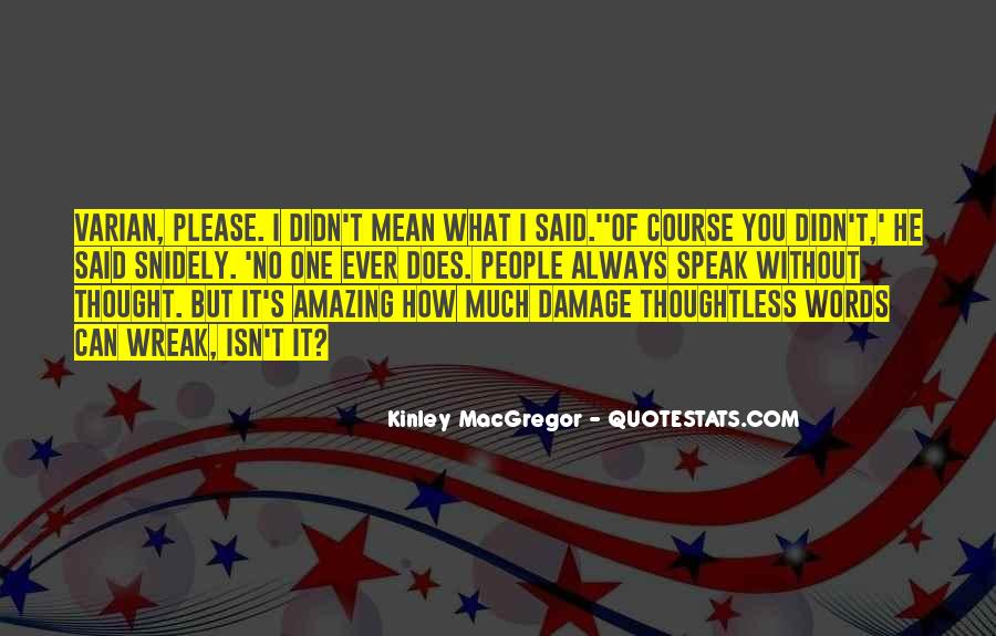 Kinley MacGregor Quotes #847153