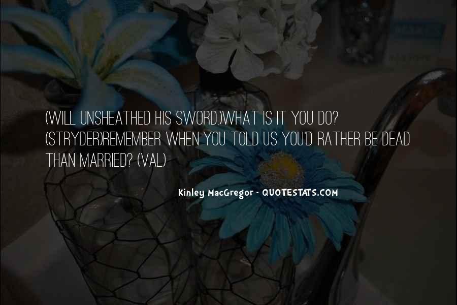 Kinley MacGregor Quotes #969652