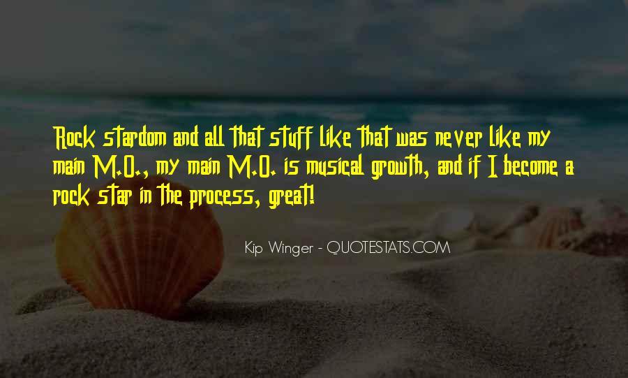 Kip Winger Quotes #1120283