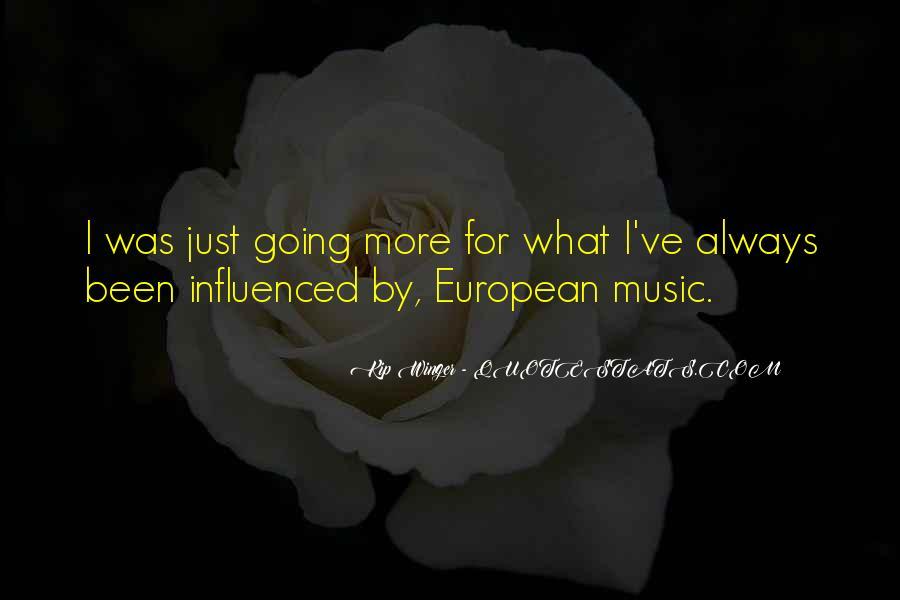 Kip Winger Quotes #1216503