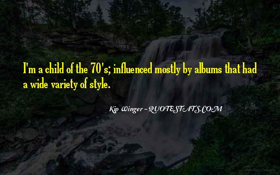 Kip Winger Quotes #1826157