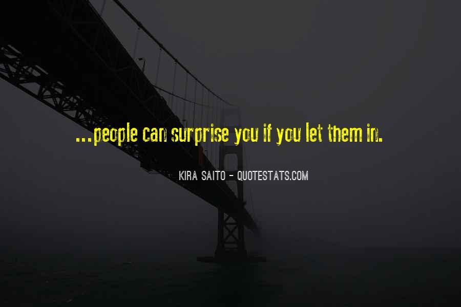 Kira Saito Quotes #1242511