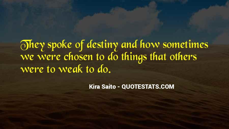 Kira Saito Quotes #1590267