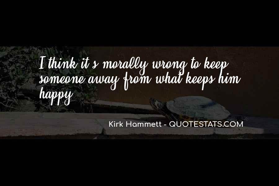 Kirk Hammett Quotes #1113639