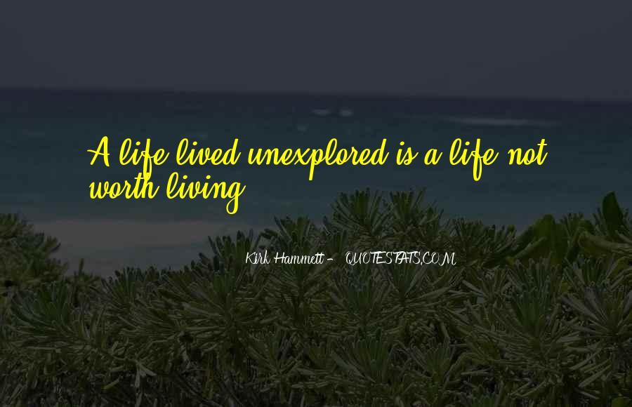 Kirk Hammett Quotes #1163226