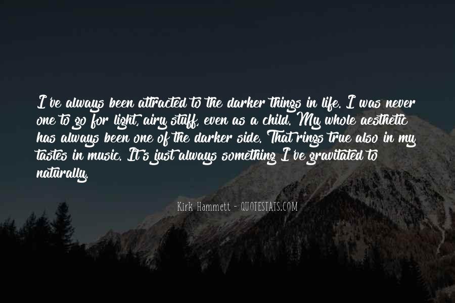 Kirk Hammett Quotes #1244973