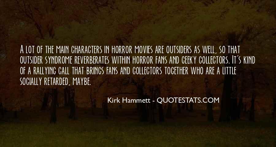 Kirk Hammett Quotes #1285517