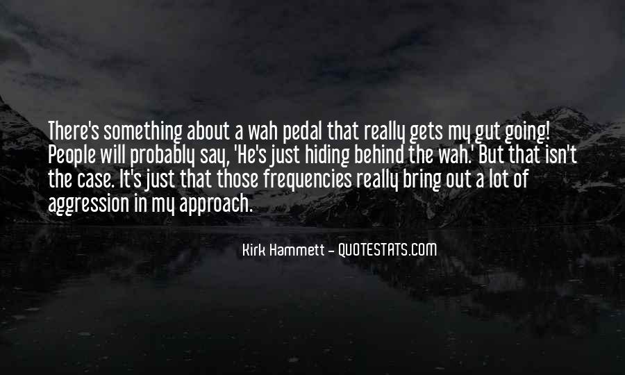 Kirk Hammett Quotes #1387491