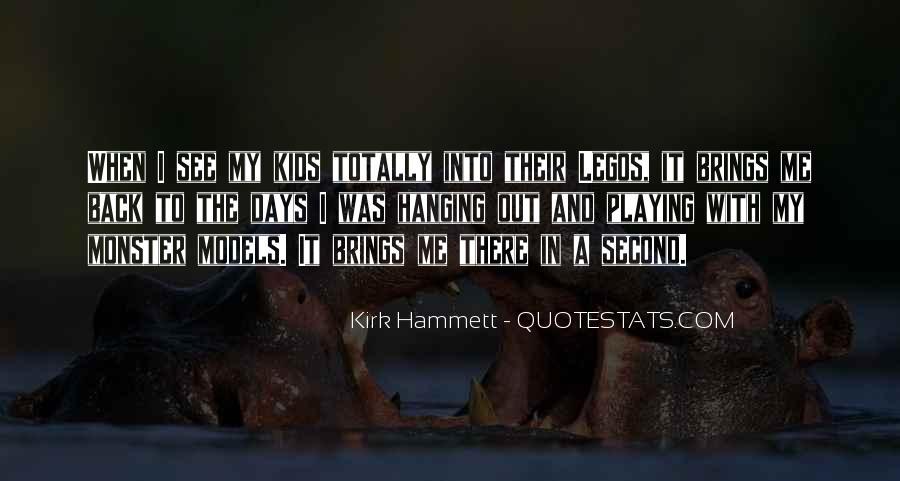 Kirk Hammett Quotes #1485363