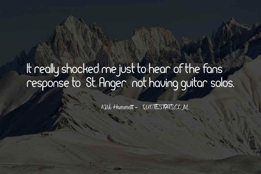 Kirk Hammett Quotes #1496881