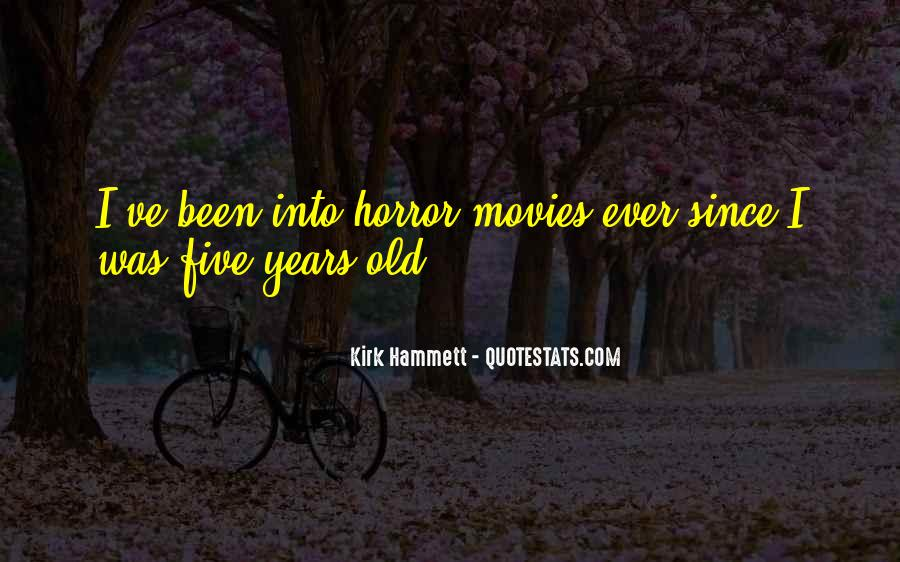 Kirk Hammett Quotes #1582130