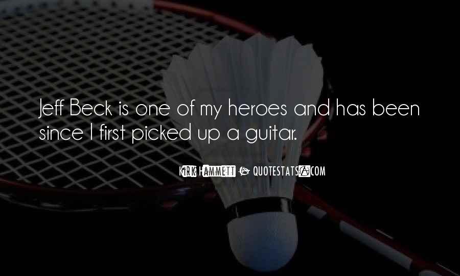 Kirk Hammett Quotes #1636603