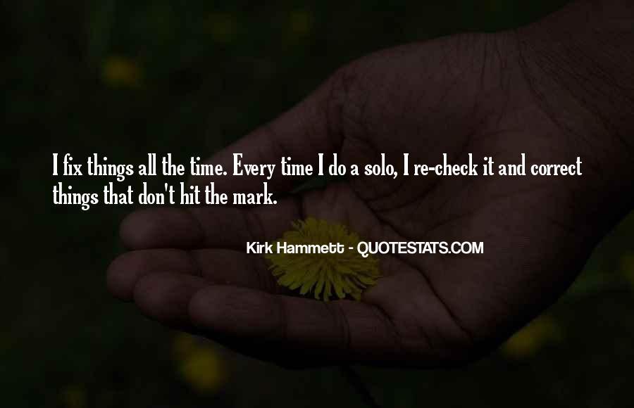 Kirk Hammett Quotes #1781279