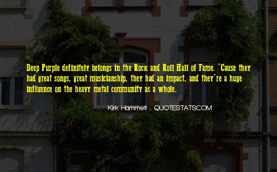 Kirk Hammett Quotes #1824876