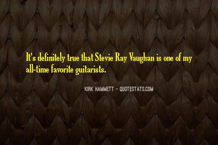 Kirk Hammett Quotes #310466